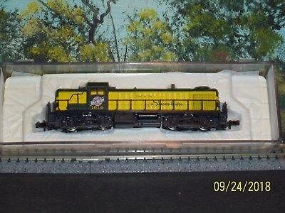 ATLAS N SCALE #42005 ALCO RS-3 CHICAGO & NORTHWESTERN #1614 for sale  Fenelton