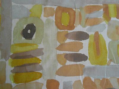 "Lee Jofa Groundworks ""MORIYAMA"" Mid Century Modern Fabric 9 yards MORE AVAILABLE"