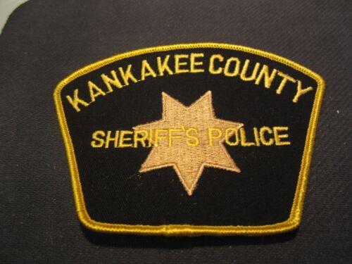 KANKAKEE COUNTY IL SHERIFF
