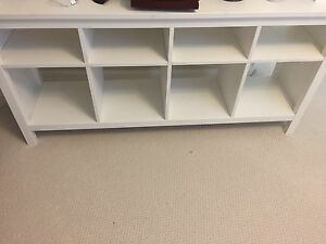 White cubby can be used for anything in the house