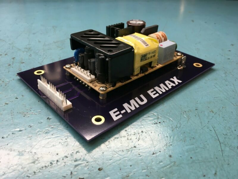 E-MU Emax I & Emax II Power Supply - Direct Replacement & Upgrade - Plug n
