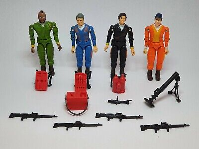 Vintage 1983 Original The A-Team Soldiers of Fortune Figures Galoob