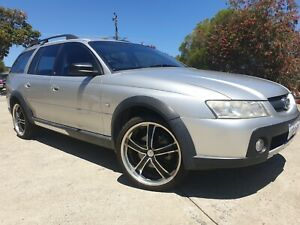 2005 Holden Commodore Adventra SX6 wagon Wangara Wanneroo Area Preview