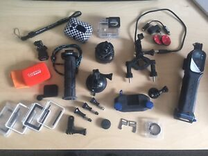Used / New Authentic GoPro Accessories