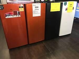 Hisense 157L Right Hinge Bar Fridge  -HR6BF157O ORANGE BLACK RED Glenroy Moreland Area Preview