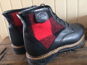 New Condition Men's 10.5 Quality John Brodie Boots