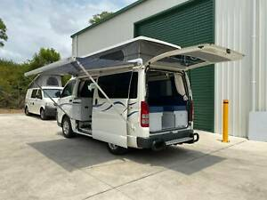 2005 Toyota Frontline Hiace Twin Bed Campervan LWB West Gosford Gosford Area Preview
