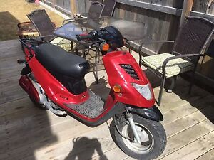 Scoter for sale
