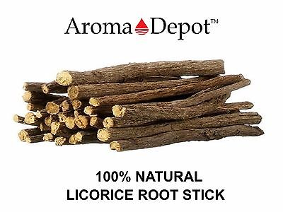 100  Natural Organic Licorice Root Chew Stick Liquorice 1 2 4 8 16 32 Oz Lb Kg G