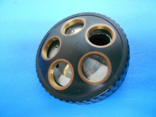 OLYMPUS 5 Position Nosepiece Turret for the BX Series Microscopes