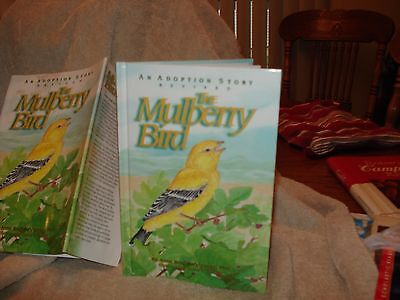 The Mulberry Bird : An Adoption Story by Anne B. Brodzinsky 1996, HC & DJ MINT