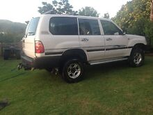 2001 Toyota LandCruiser Wagon Gordonvale Cairns City Preview