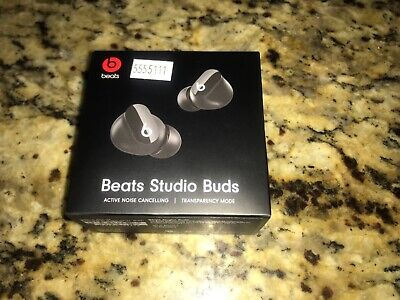Beats Studio Buds – True Wireless Noise Cancelling Bluetooth Earbuds BLACK