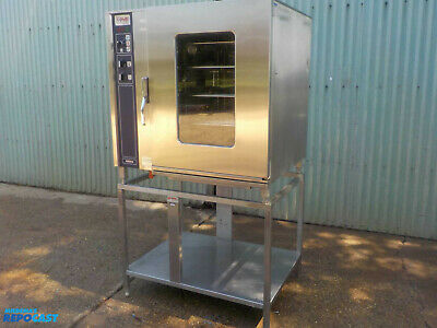 Blodgett Rational Combi Steamer Commercial Oven Model Cos101s - Us Made - 208v