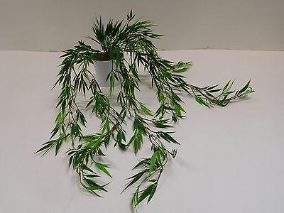 Bambus Hänger Hängepflanze Rankpflanze  Kunstpflanze 184251-50 getopft F69