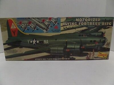 """""""RARE"""" LINDBERG B-17 BOMBER MOTORIZED #305M for sale  Shipping to Canada"""