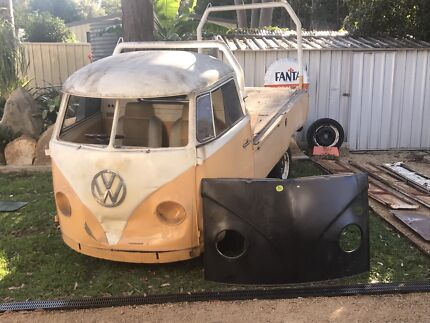 Vw split screen kombi 1965 Australian high roof utility