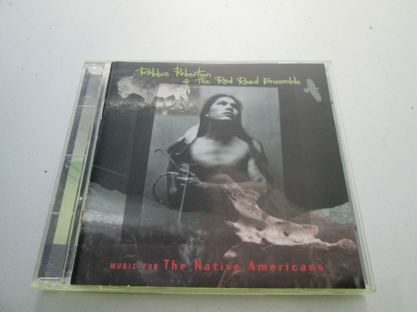 ROBBIE ROBERTSON THE BAND RED ROAD ENSEMBLE CD - NICE CONDITION  - $9.99