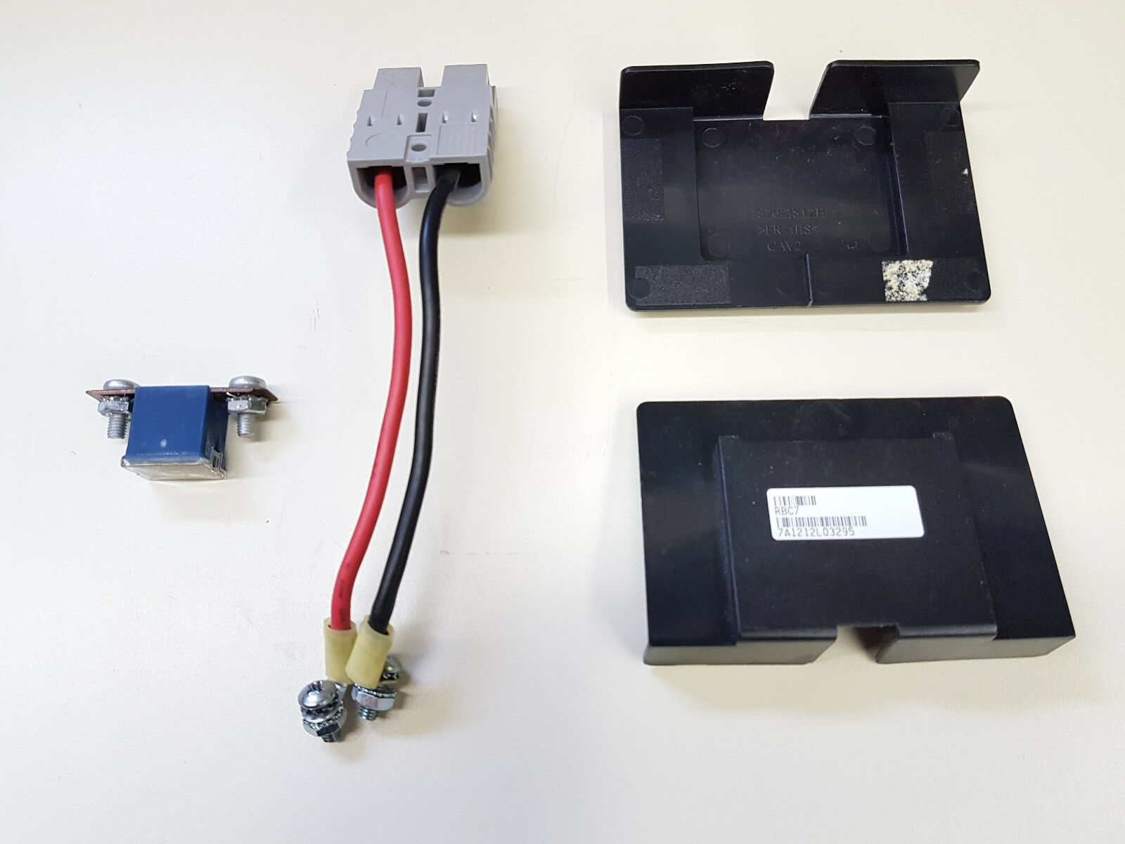 864.00 грн - APC SmartUPS RBC7/RBC11 Battery Pack connector Wiring harness  + Fuse + Covers | UPS-аккумуляторы и компоненты с аукциона eBay |  eBuyShop.com.ua