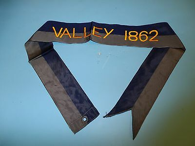 rst052 Civil War US Army Flag Streamer Valley 1862
