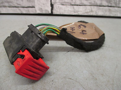 04 - 08 Citroen C4 Coupe VTR Front RH Headlight Multiplug Connector & Wire