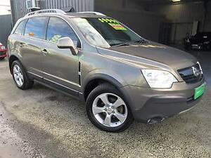 2006 Holden Captiva Maxx, Auto, 4x4, Super Tidy!....Only *$7,990 Currumbin Waters Gold Coast South Preview