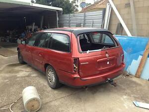 Wrecking VX Commodore Wagon Elizabeth Grove Playford Area Preview