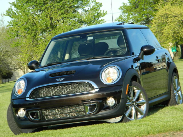 2013 Mini Cooper S Loaded Supercharge Lthr Seats Panorama Sunroof Super Clean