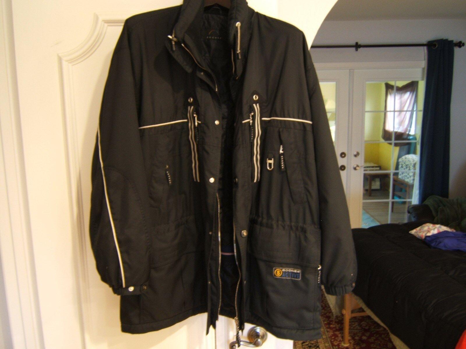Купить Bogner - Bogner Gorsuch Jacket / coat Men's 46 XL 2XL XXL Goan Thylmann Active with hood