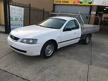 2005 Ford Falcon Ute DEDICATED GAS Sunshine Brimbank Area Preview