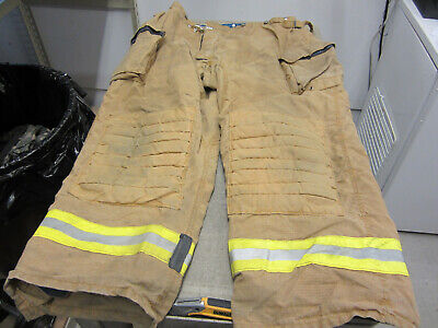 Size 50 X 31 Morning Pride Fire Fighter Turnout Pants - Vgc