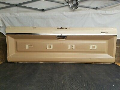 Ford Tailgate 1980-1986 Pickup Truck OEM Factory 80 81 82 83 84 85 86