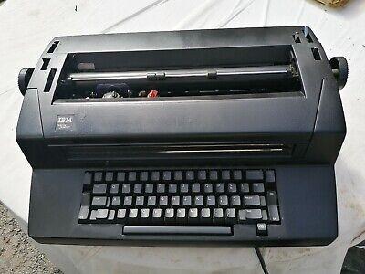Vintage Ibm Correcting Selectric Ii Electric Typewriter Tested Working