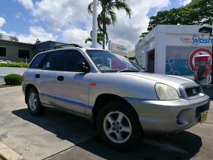 Hyundai Santa Fe GL 2000