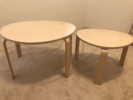 Nest Of Tables, Set Of 2