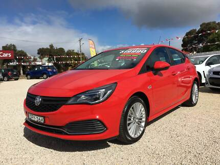 2016 MY17 Holden Astra R Hatchback 1.4 Turbo Auto Cowra Cowra Area Preview