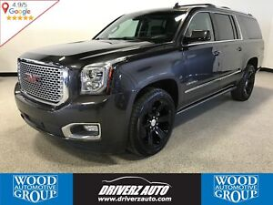2016 GMC Yukon XL Denali 7 PASSENGER, LOADED DENALI, REMOTE S...