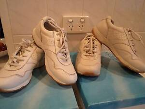Ladies/womens Shoes and Leather Runners Size 6 (37) Duncraig Joondalup Area Preview
