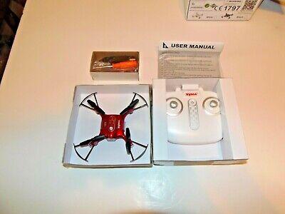 Syma X21 2.4G 4CH 6Aixs Headless Condition Altitude Hold Mode RC Drone Quadcopter RTF