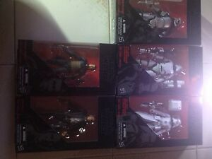 "Star Wars black series 6"" five of Willetton Canning Area Preview"