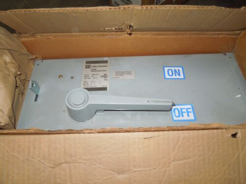 Eaton/cutler Hammer Fdpbs324r 200a 3p 240v Fused Panelboard Switch New Surplus