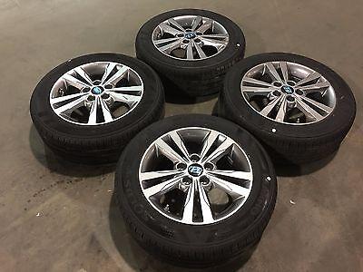 Set of 4 Hyundai Elantra 2016 2017 Factory OEM Wheel Tire 16 x 6.5 - Driven Once