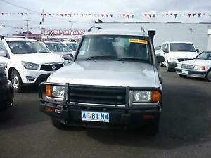 2001 Land Rover Discovery TD5 Wagon Devonport Devonport Area Preview