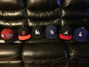 MLB New Era Caps $10 each!!
