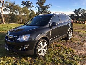 2013 Holden Captiva 5 LT Auto Maraylya The Hills District Preview