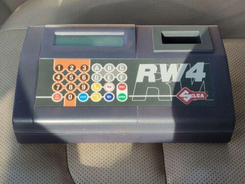 SILCA RW4 cloning machine for duplicating transponder