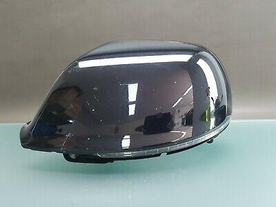 Gebraucht, Orig. Audi Q5 Q7 Spiegelkappe 4L 8R Spiegel Abdeckung Links Deep Black gebraucht kaufen  Graben