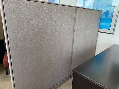 48 X 64h Room Dividers Partitions Panels By Steelcase Avenir