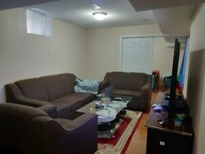 Basement available for rent in Brampton from Sep 1st