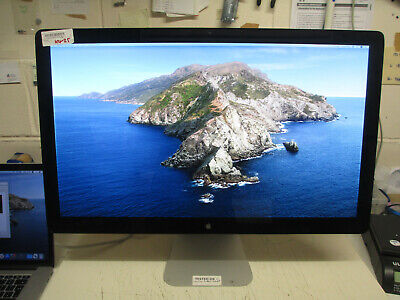 "Apple Cinema LED Display 27"" Widescreen Monitor - A1316 MC007LL/A (K4-25) *Read*"